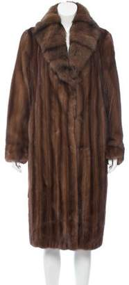 Michael Kors Mink & Sable Coat