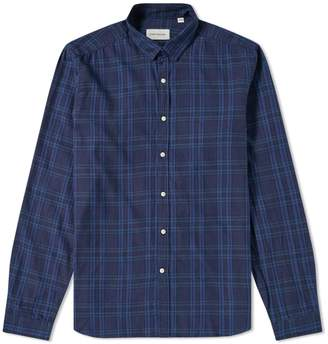 Oliver Spencer Clerkenwell Tab Collar Shirt