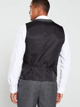 Burnham Charcoal Wcoat