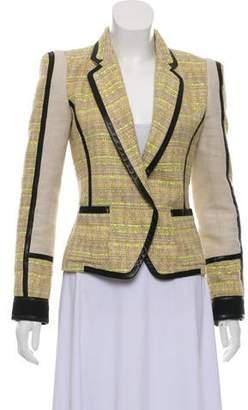 Barbara Bui Patterned Structured Blazer