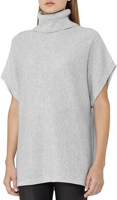 REISS Ebony Turtleneck Batwing Sleeve Sweater $195 thestylecure.com