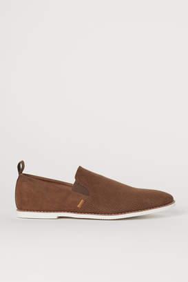 H&M Slip-on Shoes - Beige