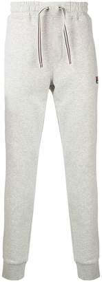 Fila logo patch track trousers