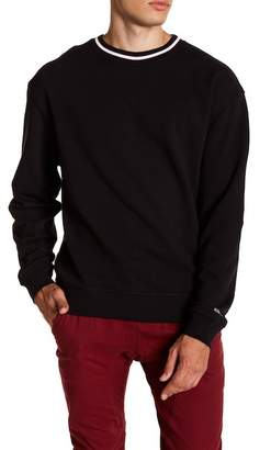 KUWALLA Perfect Crew Neck Long Sleeve Tee