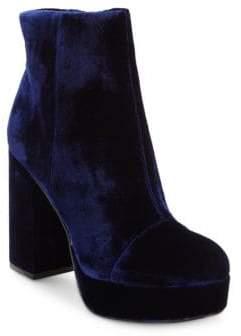 Sam Edelman Azra Zip Up Ankle Boot