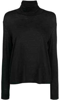 Forte Forte perfectly fitted knitted top