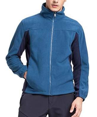 Lumberfield Outdoor Sports Warm Winter Soft Plush Fleece Jacket for Men XXXL