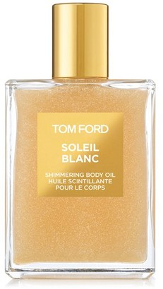 Tom Ford 'Soleil Blanc' Shimmering Body Oil $98 thestylecure.com
