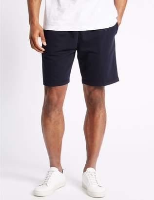 Marks and Spencer Elastic Waist Sweat Shorts