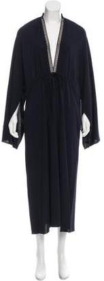 Tome Embellished Maxi Dress w/ Tags
