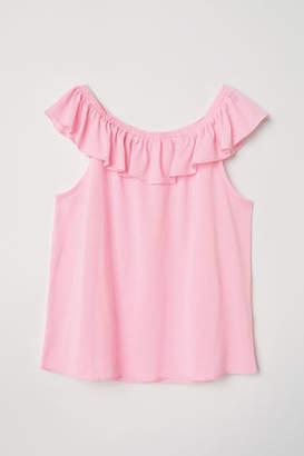H&M Bohemian Top - Pink