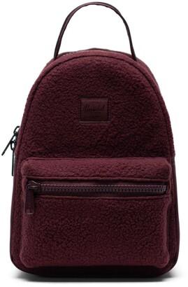 Herschel Mini Nova Fleece Backpack