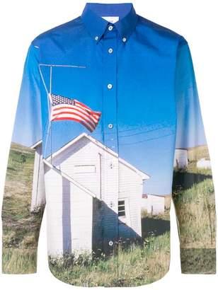 Calvin Klein Jeans Est. 1978 printed shirt