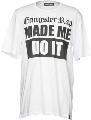 Famous Stars & Straps T-shirts