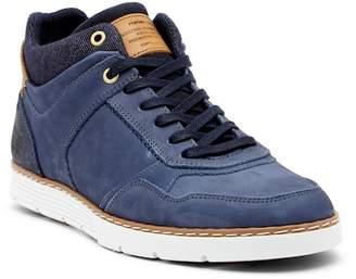 Steve Madden Baloo Leather Twill Sneaker