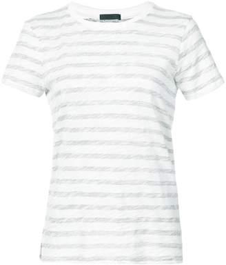 ATM Anthony Thomas Melillo striped T-shirt