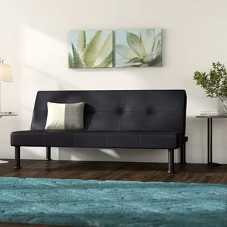 Ebern Designs Moorhouse Convertible Sofa
