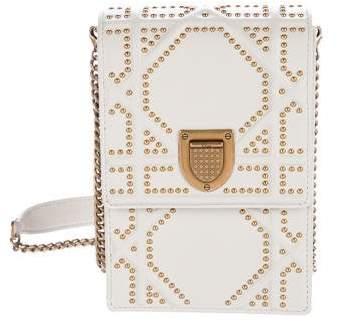 Christian Dior 2017 Diorama Crossbody Bag