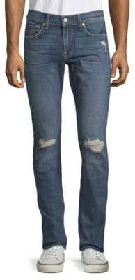 7 For All Mankind Paxtyn Distressed Jeans