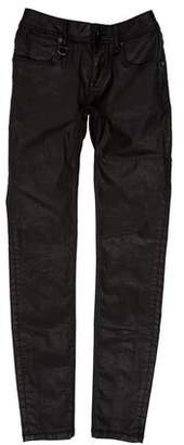 Burberry Mid-Rise Jeans