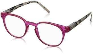 Peepers Unisex-Adult Vixen 536100 Round Reading Glasses