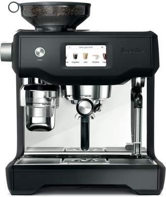 Breville Oracle Touch Fully Automatic Espresso Machine with Integrated Burr Grinder BES900BTR
