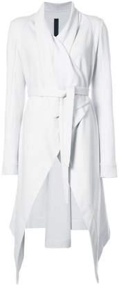 Gareth Pugh asymmetric front coat