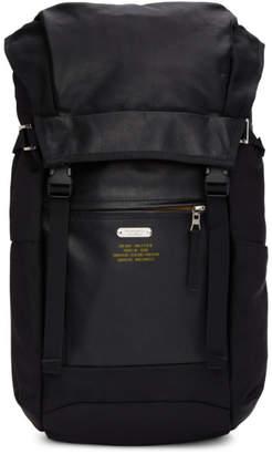 Master-piece Co Master Piece Co Black Spec Rucksack Backpack
