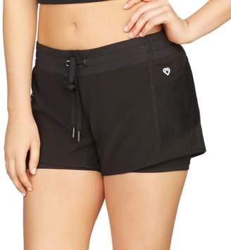 Colosseum Women's Woodland Midrise Shorts