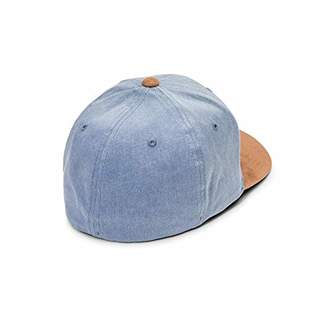 68395aa79d6 Volcom Men s Full Stone Flexfit Hat