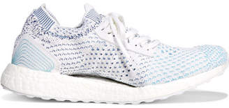 adidas + Parley Ultra Boost Primeknit Sneakers - White