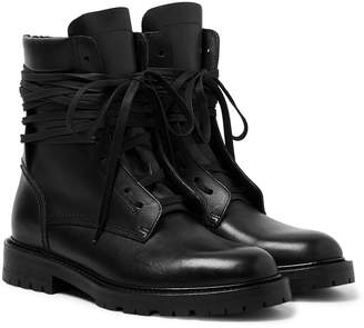 Amiri Leather Boots