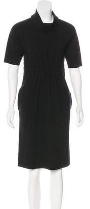 TSE Wool Knee-Length Dress