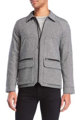 Victorinox Herringbone Blouson Jacket