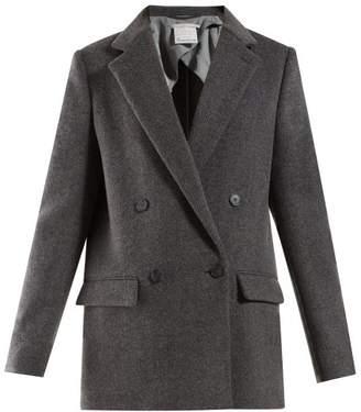 Stella McCartney Wool Blazer - Womens - Grey
