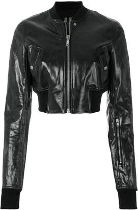 Rick Owens cropped jacket