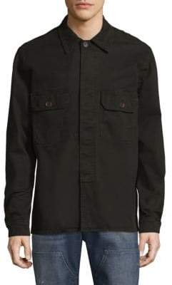 Hudson Workwear Shirt Jacket