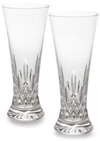 Waterford Lismore Pilsner Glass, Set of 2