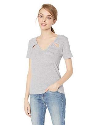 O'Neill Women's Jolie Short Sleeve Knit Top