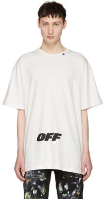 Off-White Off White  Wing Logo T-Shirt
