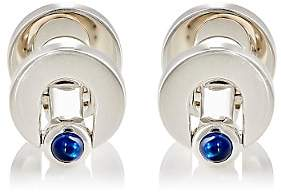 Deakin & Francis Men's Paddle Cufflinks - Blue