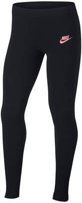 Nike Sportswear Girls Favourite GX3 Leggings
