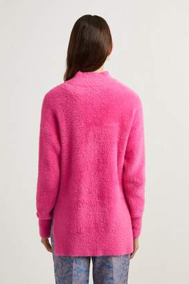 French Connenction Edith Knit Side Split Jumper