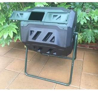 Exaco Mr. Spin 43 Gal. Tumbler Composter