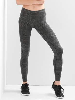 Gap GFast Mid Rise Leggings in Performance Cotton