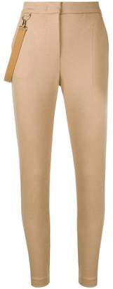Max Mara high-waist skinny trousers