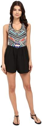 Rip Curl Tribal Myth Romper Women's Jumpsuit & Rompers One Piece