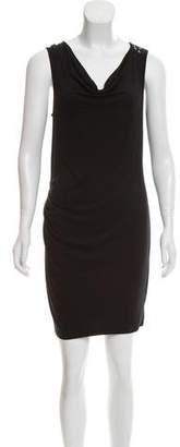 Ella Moss Sleeveless Knit Mini Dress