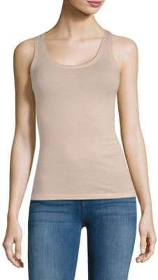 Cotton Slim Tank Top