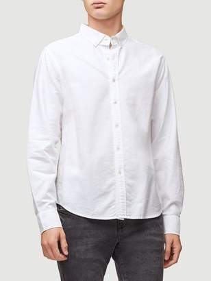 Frame Classic Fit Button Down